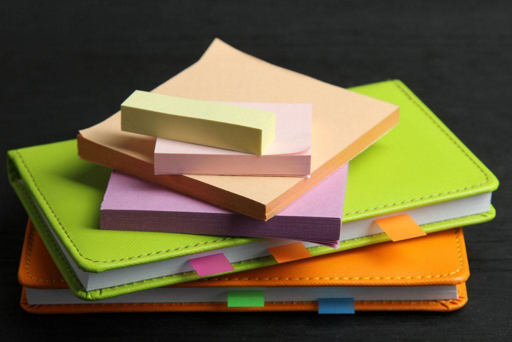 blocs papier